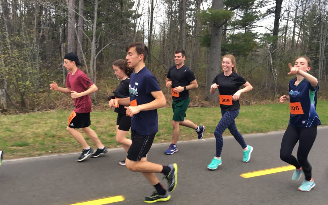 Une quatrième édition de la course à relais rapporte près de 7 000$ à la Fondation